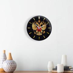 Настенные часы «Герб России»