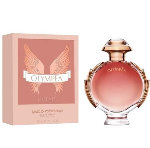 Paco Rabanne: Olympea Legend женская парфюмерная вода edp, 30мл/50мл/80мл