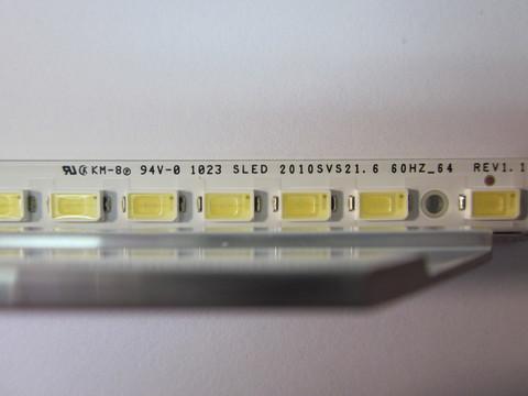 Плата светодиодов подсветки  LCD.