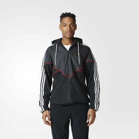 Куртка флисовая мужская adidas ORIGINALS  PREMIERE
