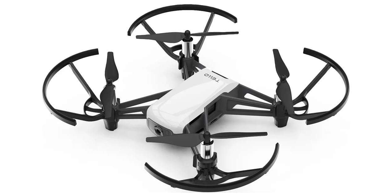 Квадрокоптер DJI Ryze Tello Global