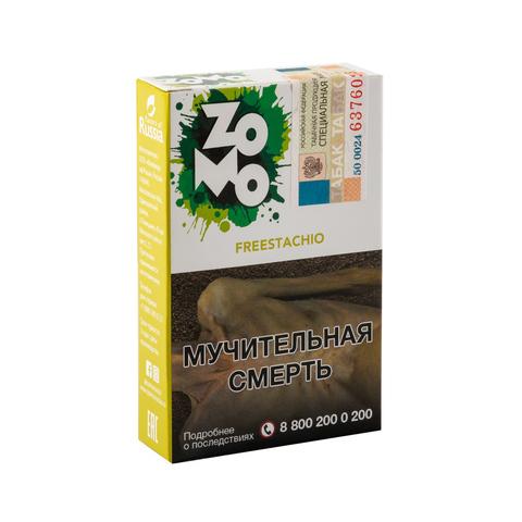 Табак ZOMO Freestachio (Фисташковое Мороженное) 50 г
