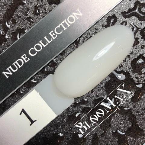 Гель лак с ароматом клубники Nude collection 01, 12 мл