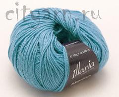 цвет 011 / яркий бирюзово-голубой