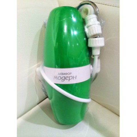 Фильтр насадка Аквафор Модерн (исп.1), зеленый, арт.И5323