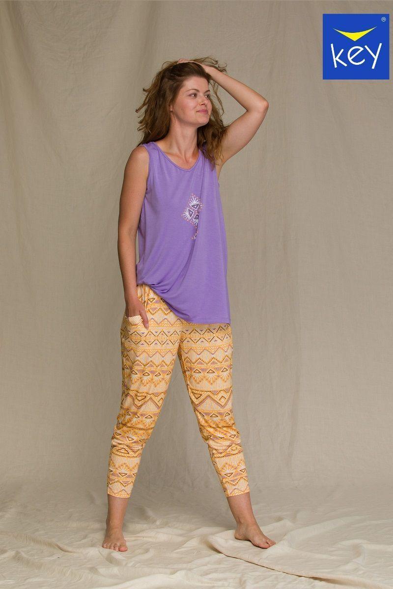 Комплект женский со штанами KEY LHS 960 A21
