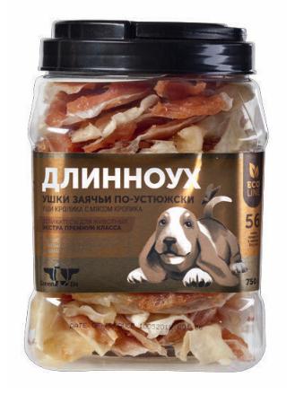 Лакомства Лакомство для собак Green Qzin Длинноух длинноух.png