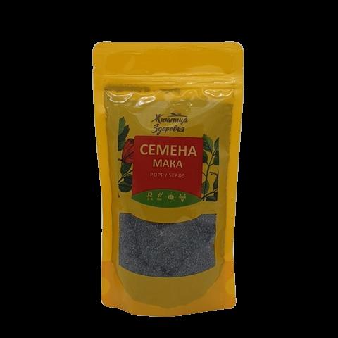 Семена Мака пищевого ЖИТНИЦА ЗДОРОВЬЯ, 200 гр