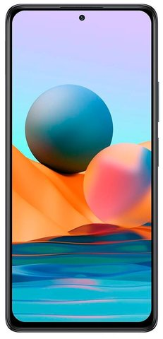Смартфон Xiaomi Redmi Note 10 Pro 6/128GB, серый оникс