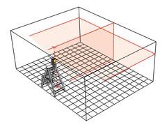 Нивелир лазерный линейный Stabila LAX300 (арт. 18327)