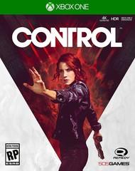 Control Стандартное издание (Xbox One/Series X, русская версия)