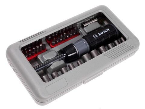 Набор бит и торцевых ключей Bosch 46шт