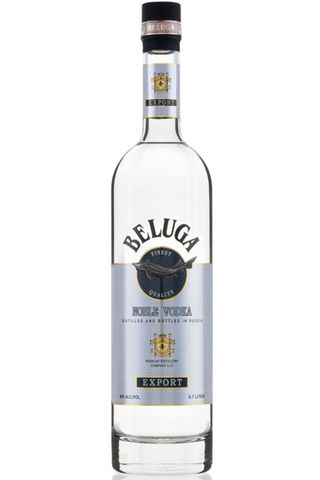 Водка Белуга нобл 40* Алкомаркет 0,7