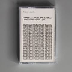 Concert for 300 Magnetic Tapes