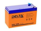 Аккумулятор DELTA DTM 1209 ( 12V 8,5Ah / 12В 8,5Ач ) - фотография