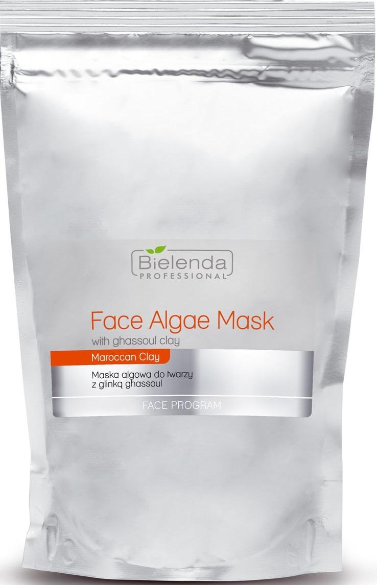 PROFESSIONAL Aльгинатная маска для лица с глиной Ghassoul