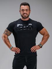 Мужская футболка Olimp GLOSSY black