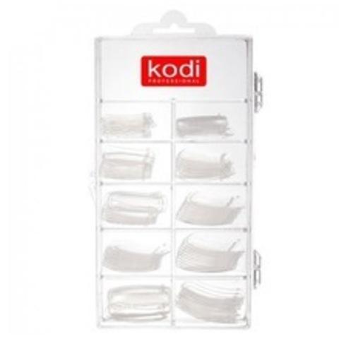 KODI Верхние формы для наращивания ногтей 100 шт./уп.