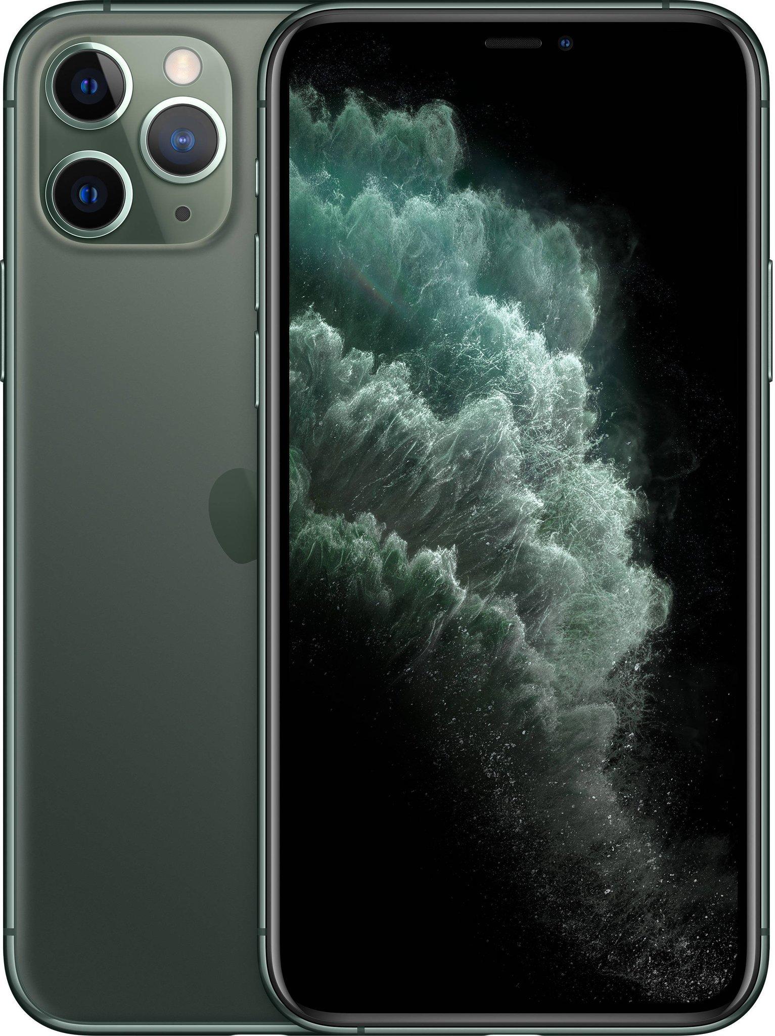 iPhone 11 Pro Apple iPhone 11 Pro 64gb Темно-зеленый green1.jpg