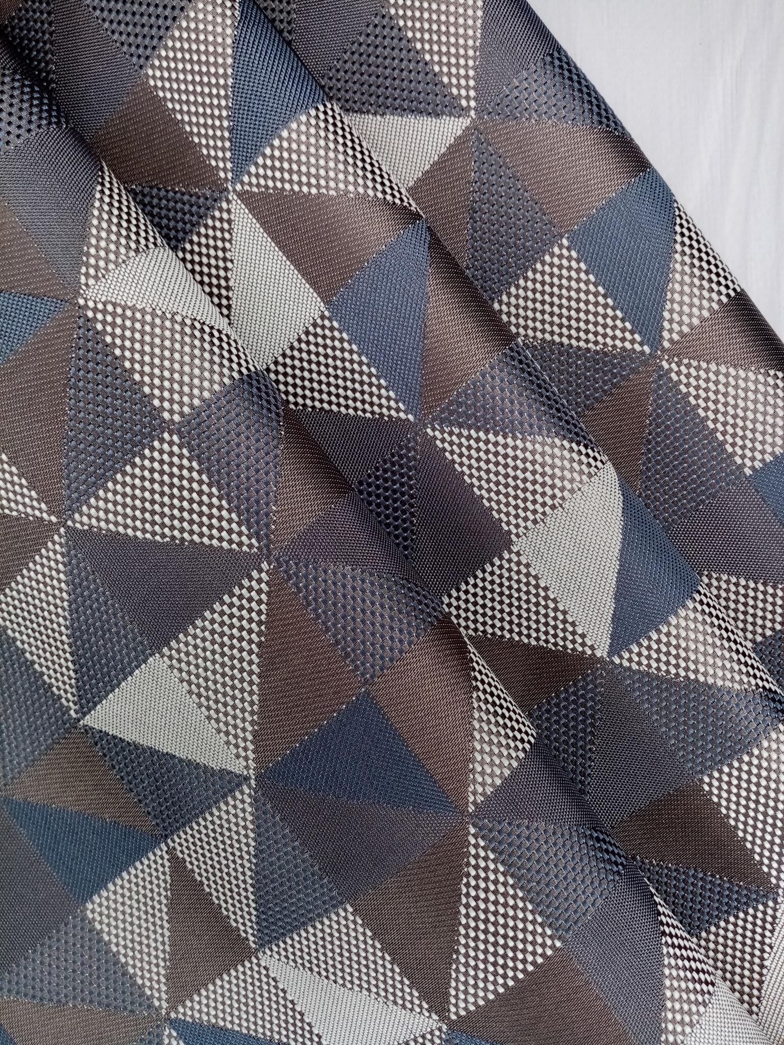 Ткань для портьер мозаика меланжевый компаньон