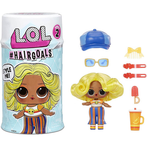 ЛОЛ Hairgoals Макияж 2 серия