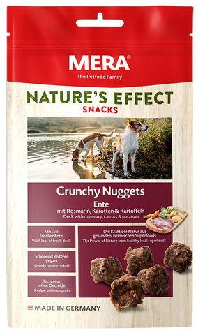 Mera NATURE'S EFFECT Snack Crunchy Nuggets Ente Mit Rosmarin, Karotten & Kartoffeln