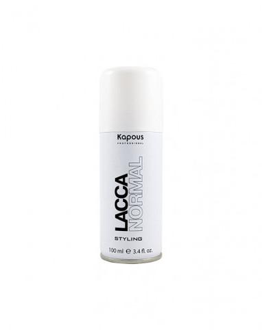 Лак аэрозольный для волос нормальной фиксации «Lacca Normal», 100 мл
