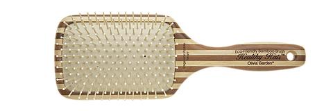 Щётка для волос бамбуковая большая