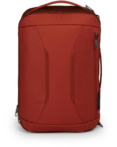 Картинка сумка городская Osprey Transporter Global Carry-On 36 Ruffian Red - 2