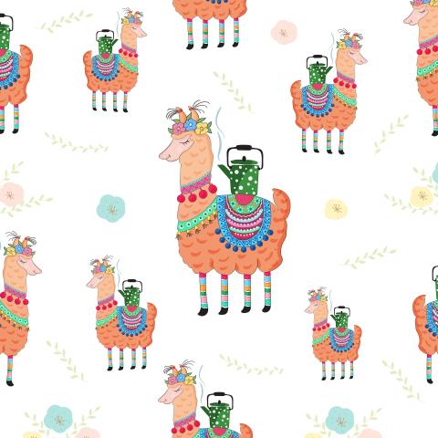 Чайная лама