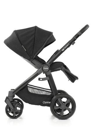 Прогулочная коляска Oyster 3 Noir Black