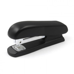 Степлер Attache Comfort до 20 листов черный (покрытие Soft Touch)