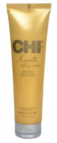 Крем для укладки с кератином CHI Keratin Styling Cream