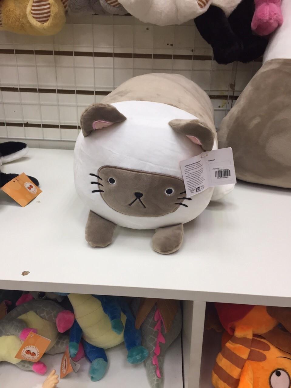 Мягкий кот