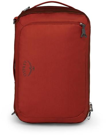 Картинка сумка городская Osprey Transporter Global Carry-On 36 Ruffian Red - 3