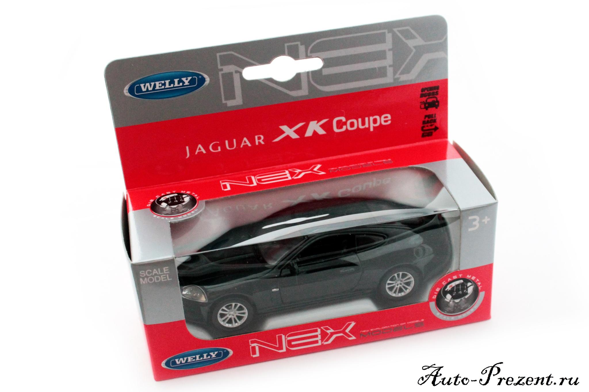 Машинка-игрушка JAGUAR XK COUPE