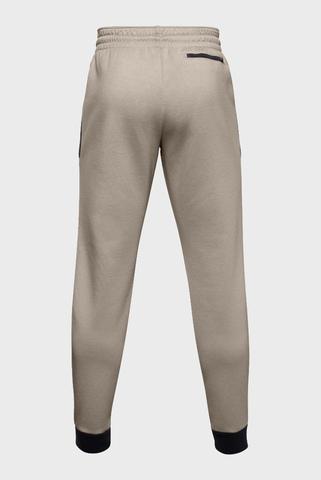 Мужские бежевые спортивные брюки UA Recover Fleece Pant Under Armour