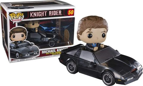Michael Knight (50) Funko Pop! || Рыцарь Дорог