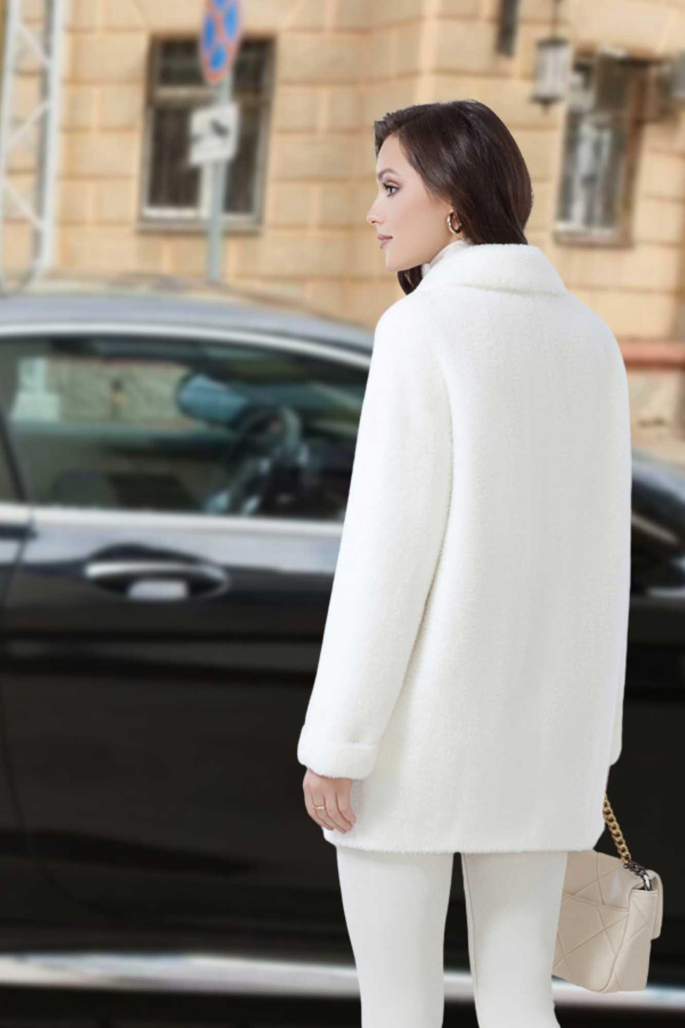 Пальто женское шубка_teddy