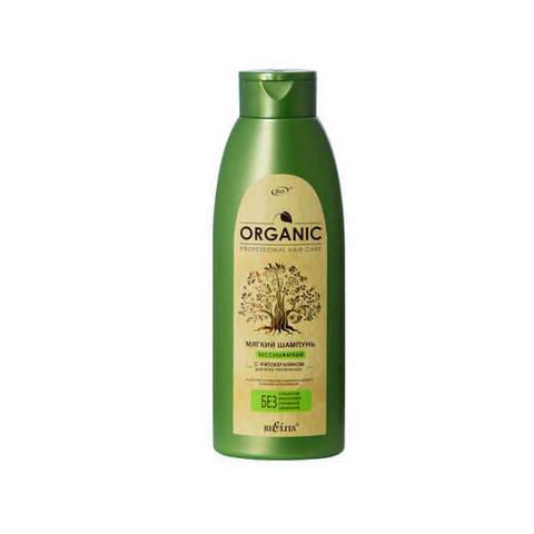 Мягкий бессульфатный Шампунь с фитокератином , 500 мл ( Professional Organic Hair Care  )