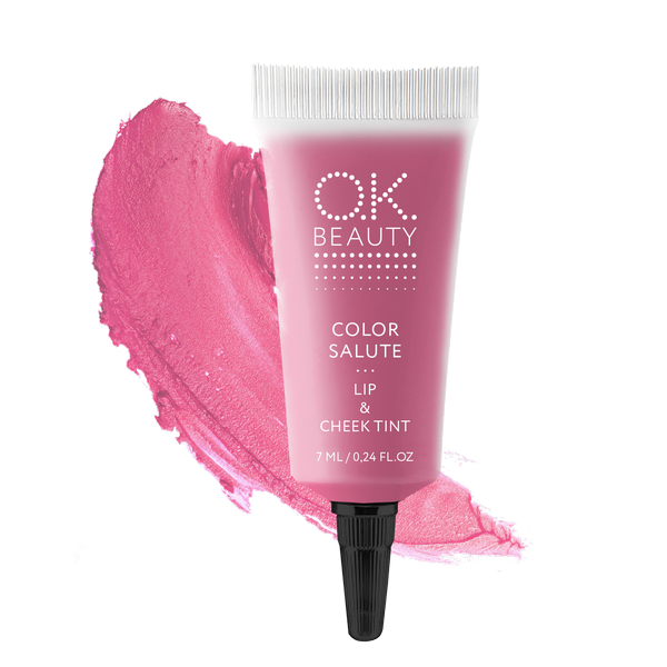 OK Beauty Color Salute Lip & Cheek Tint HILLIER