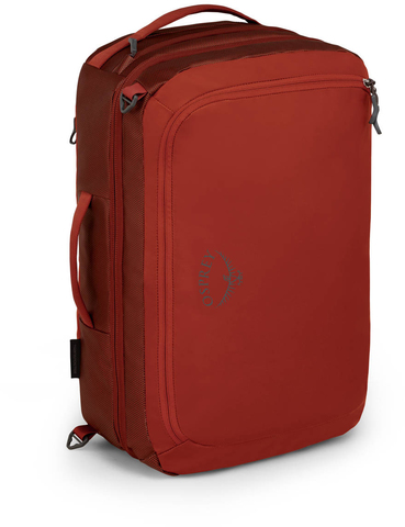 Картинка сумка городская Osprey Transporter Global Carry-On 36 Ruffian Red - 1