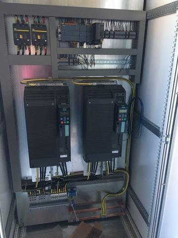 Шкаф с частотным преобразователем (ШПЧ)