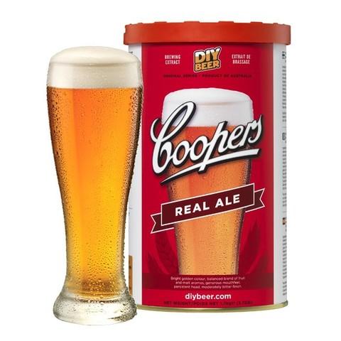 Пивной набор Coopers Original Series Real Ale