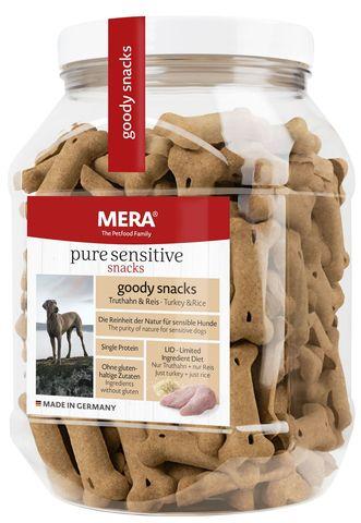 Mera Pure Sensitive Goody SnacksTruthahn&Reis