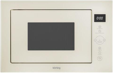 Встраиваемая микроволновая печь Korting KMI 825 TGB