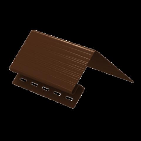 Ю пласт околооконка коричневый 3 м