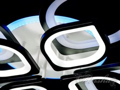 8073/4+4 Потолочная LED-люстра с диммером, пультом и подсветкой 180W