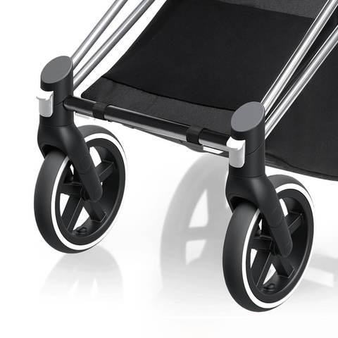 Комплект передних колес TR Chrome для коляски Cybex Priam
