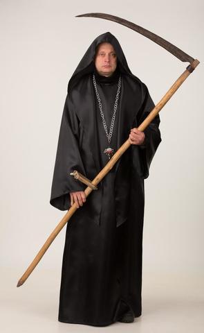 Карнавальный костюм взрослый Смерть